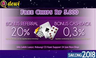 Keuntungan Bermain Judi Poker Online QDewi.net