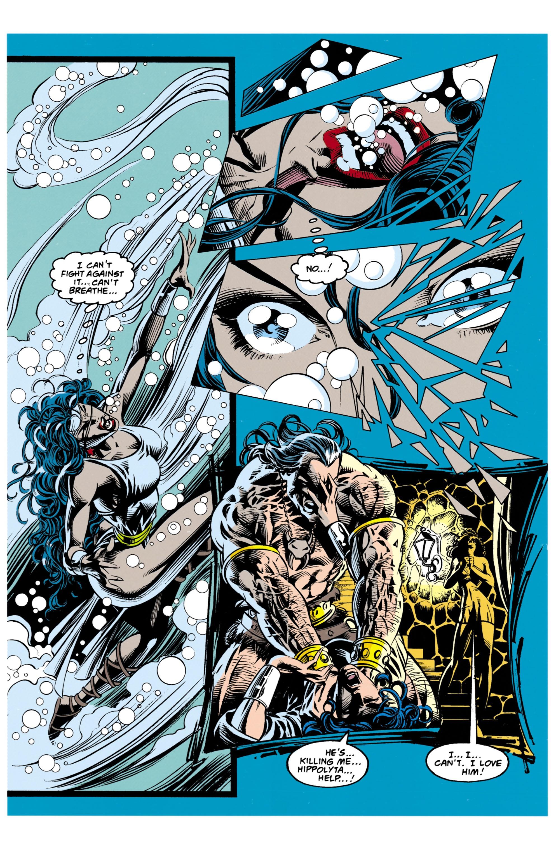 Read online Wonder Woman (1987) comic -  Issue #92 - 12