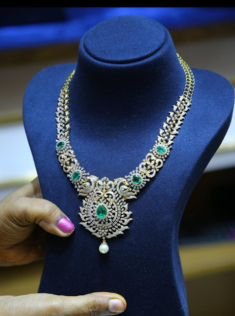 Diamond Sets from Amuktha Collection