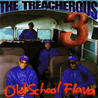 The Treacherous 3 - Old School Flava (1994)