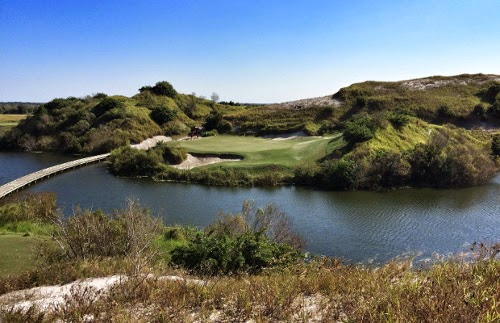 Streamsong Blue 7th Hole