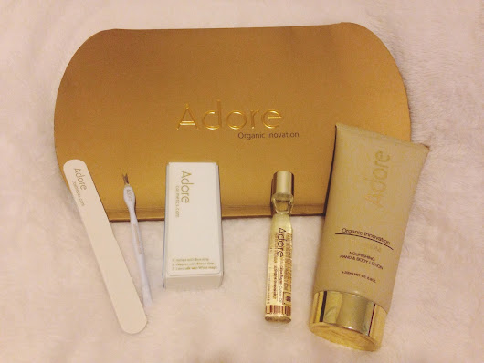 Review | Adore Cosmetics Ultra Repair Nail Kit