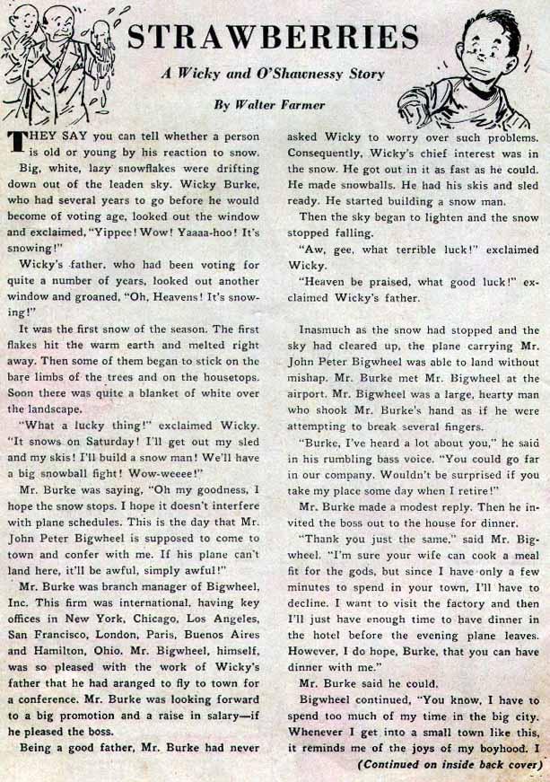 Read online WHIZ Comics comic -  Issue #154 - 2