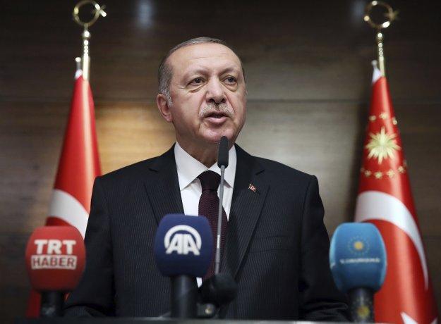 Ερντογάν: Σχεδιάζουμε εμπορικές συναλλαγές σε εθνικά νομίσματα