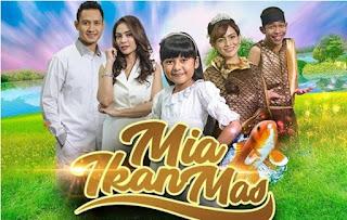 Profil dan Foto Pemain Mia Ikan Mas MNCTV Lengkap