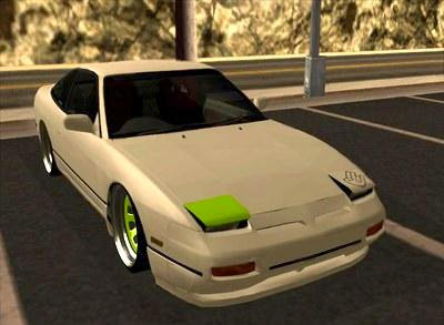 [GTA SA] Nissan Drift Pack By Ckris