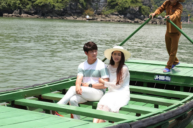 "Halong Bay is very beautiful in ""Youth"" film 5"