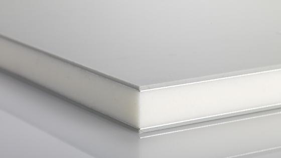 alkus® AL Schalungsplatten mit Aluminiumverstärkung