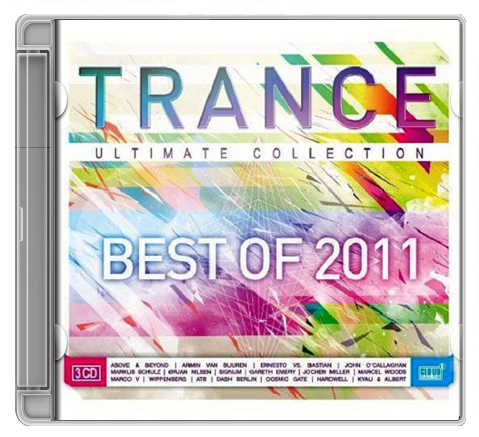 Trance The Ultimate Collection Best Of 2011 3cd 2011 Hb