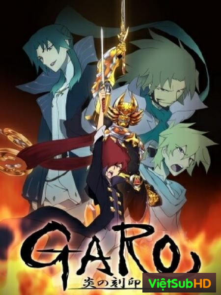 Garo Honoo no Kokuin