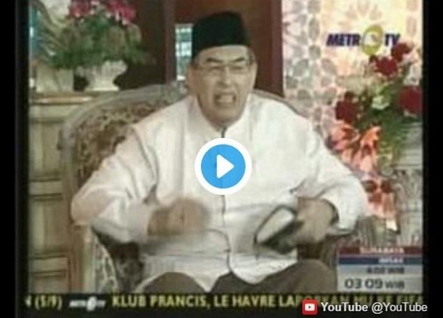 "Tafsir Al-Misbah Surat Al-Maidah Ayat 51 Tentang ""Auliya"""