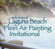 Plan to attend the Laguna Beach Plein Air Invitational in SoCal