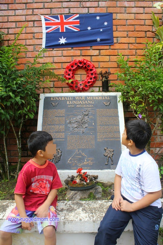 WW II | Kinabalu War Memorial, Kundasang