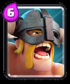 Bárbaros de Elite de Clash Royale