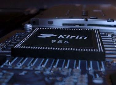 Chipset Huawei HiSilicon SoC Kirin