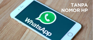 Cara Login Whatsapp Tanpa Kode Verifikasi SMS 100% Berhasil
