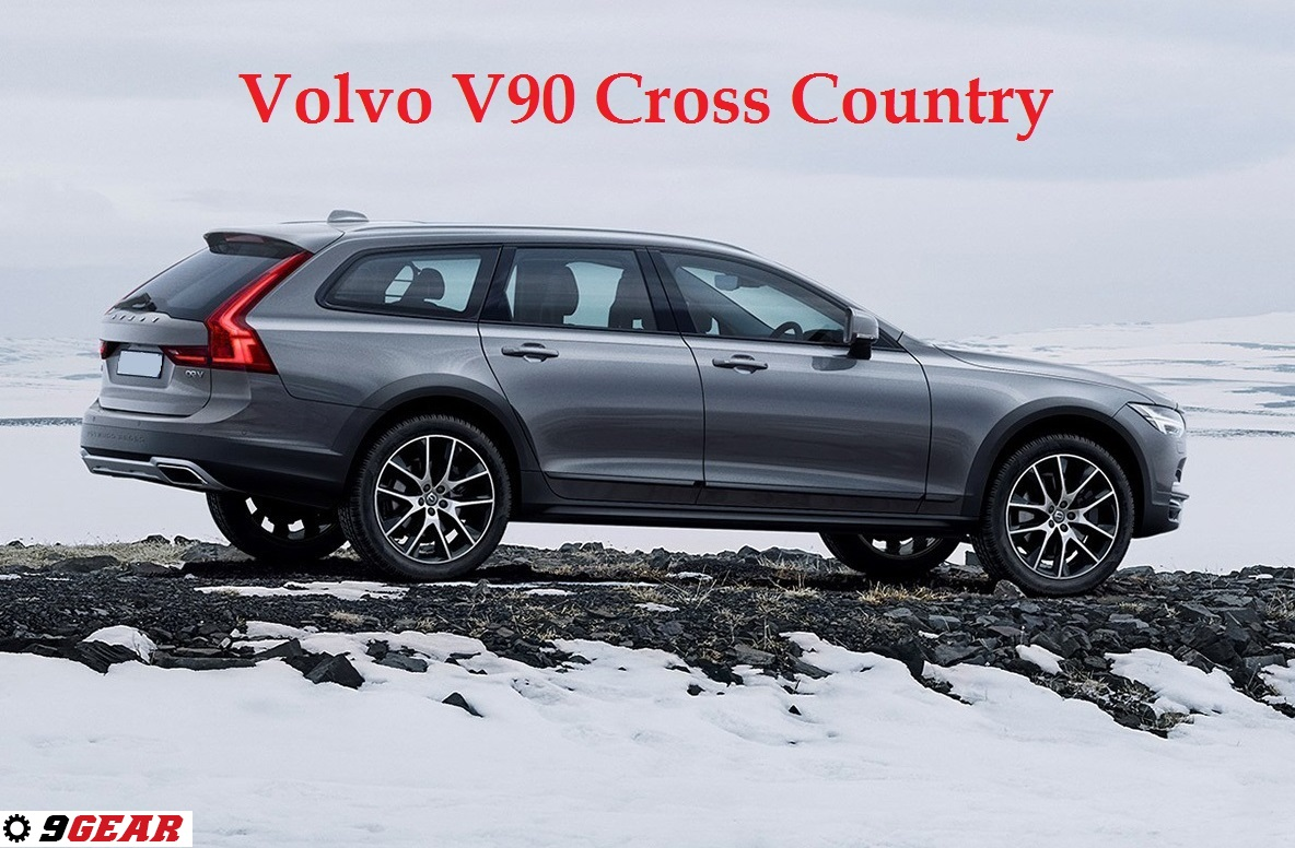2017 volvo v90 cross country revealed car reviews new car pictures for 2018 2019. Black Bedroom Furniture Sets. Home Design Ideas