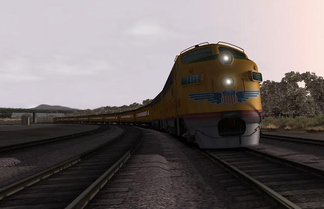 Railworks 3 Train Simulator 2012 Game Screenshots