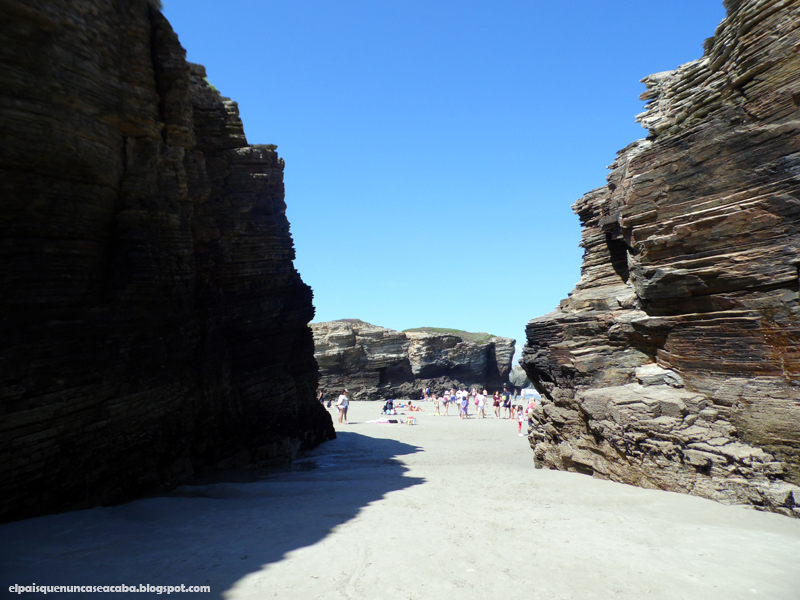 playa de las catedrales web oficial