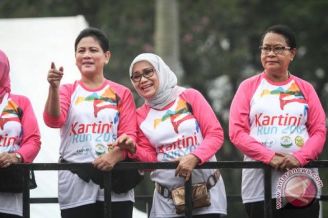 Bawaslu Minta Kartini Run Ditunda karena Bersamaan dengan Kampanye Prabowo-Sandi