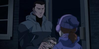 العدالة الشابة Young Justice: الغرباء أصبحوا باتمان وبيادق ليكس لوثر