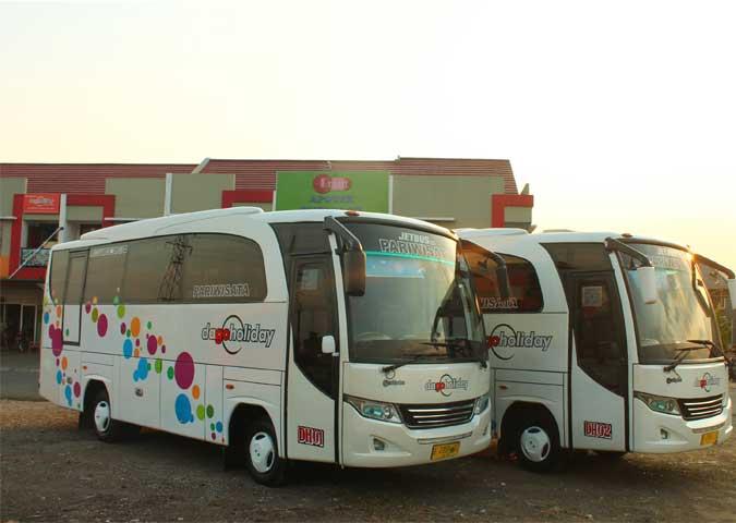 bus murah bandung