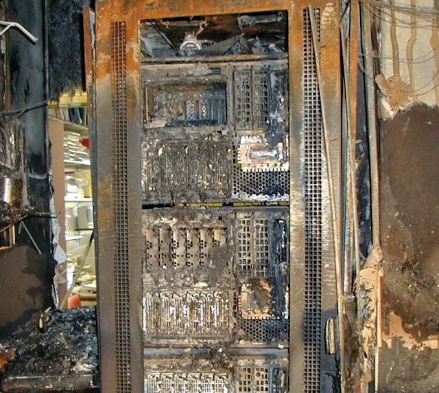 Burnt Servers Shehan's thoughts