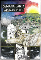 Semana Santa de Arenas 2017 - María González Bautista