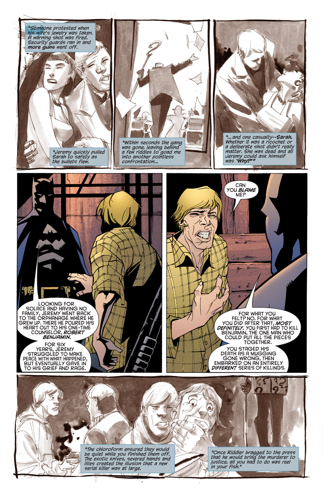Detective Comics (1937) 845 Page 19