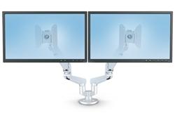 Dual Computer Screen Mount