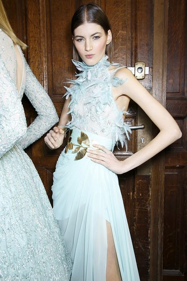 Zuhair Murad couture spring 2014