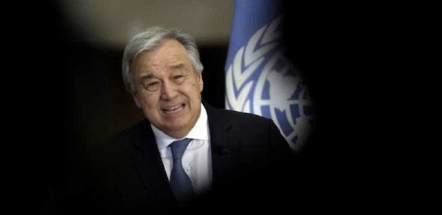 Sekjen PBB Dorong Investigasi Mendalam Kematian Jamal Khashoggi