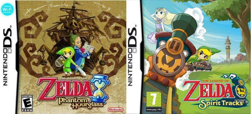 Eldekugamer Coleccion Zelda Nds Mega Espanol