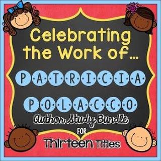 Patricia Polacco Author Study Bundle