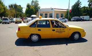 Le Chameau Bleu - Blog Voyage Ouzbékistan - Taxi Ouzbek- Voyage en Ouzbékistan Conseil