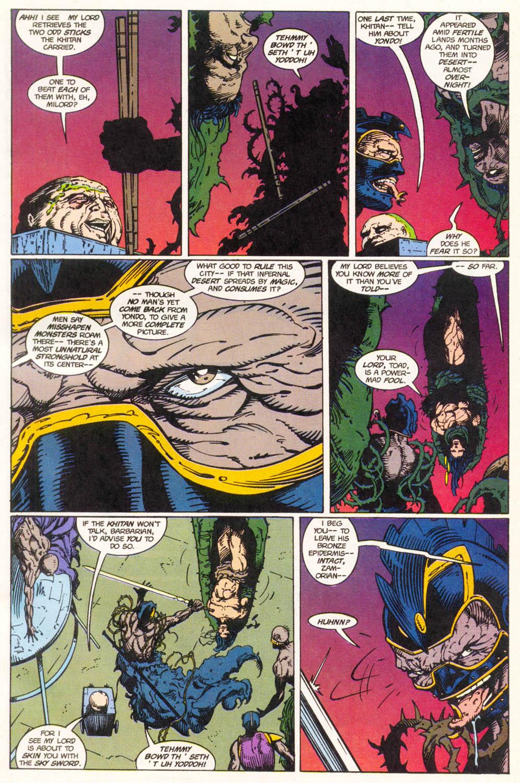 Read online Conan the Adventurer comic -  Issue #11 - 11