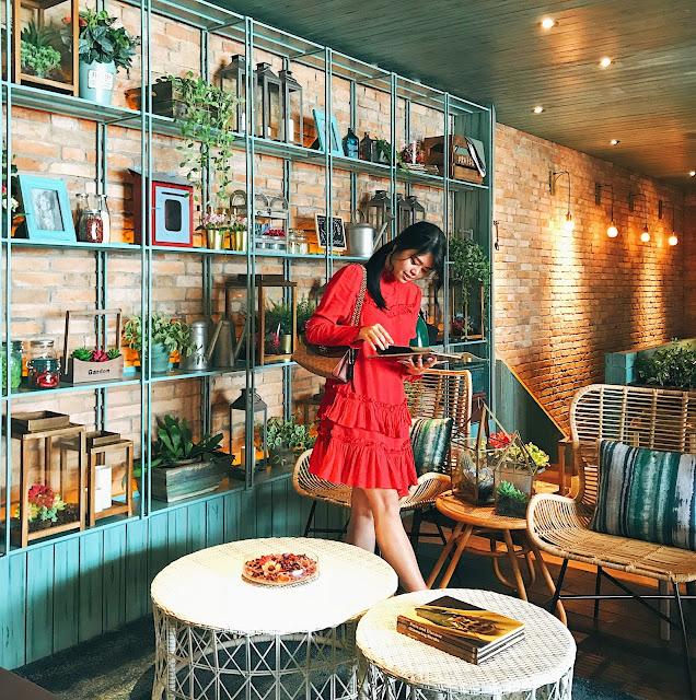 Lulabyspoon Indonesian Food Blogger Photographer The Garden Pantai Indah Kapuk Jakarta