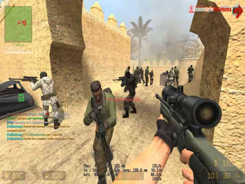 Counter Strike Source Game Download Free For PC Full Version