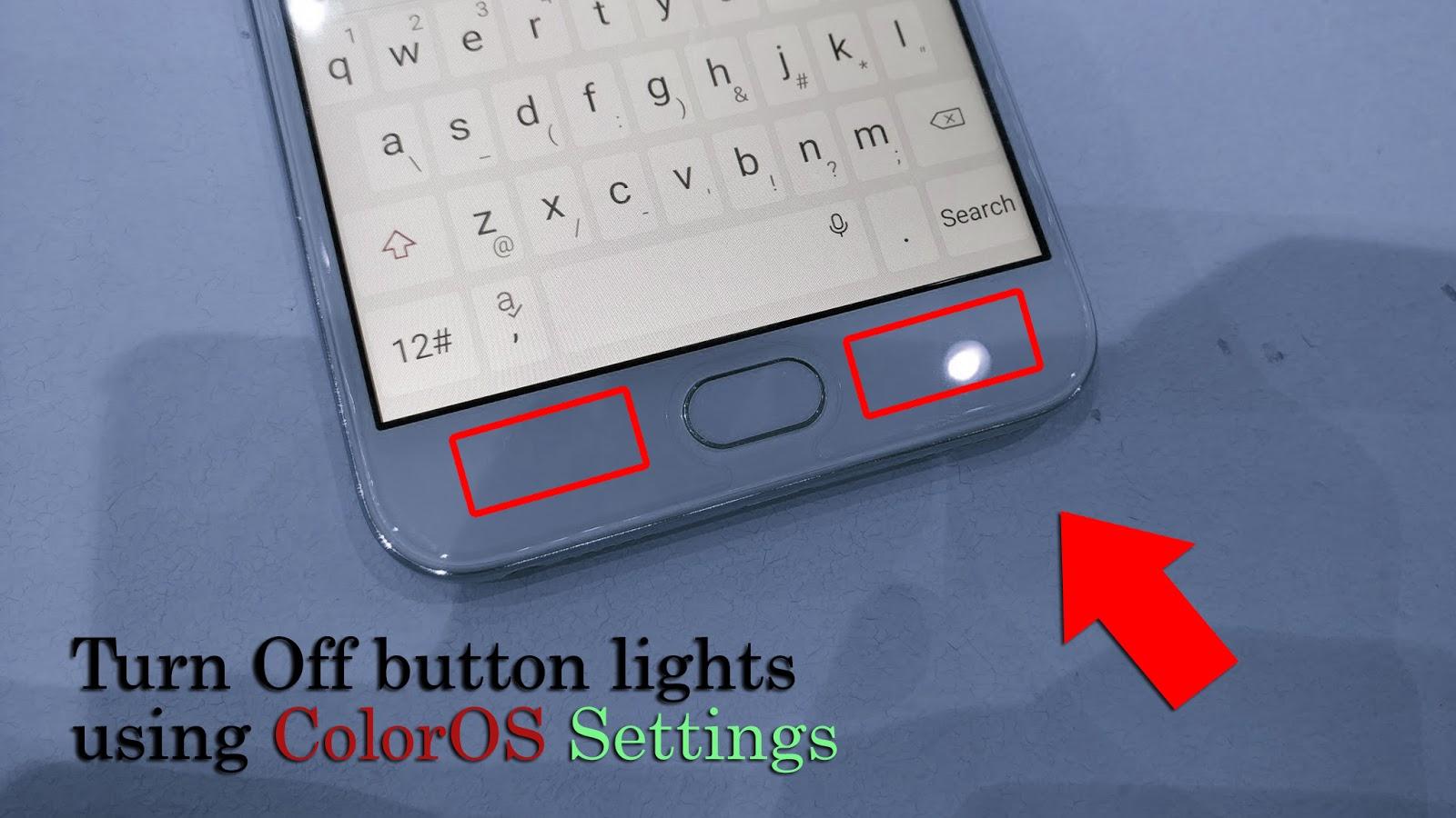 Novosti App: OPPO - ColorOS Settings