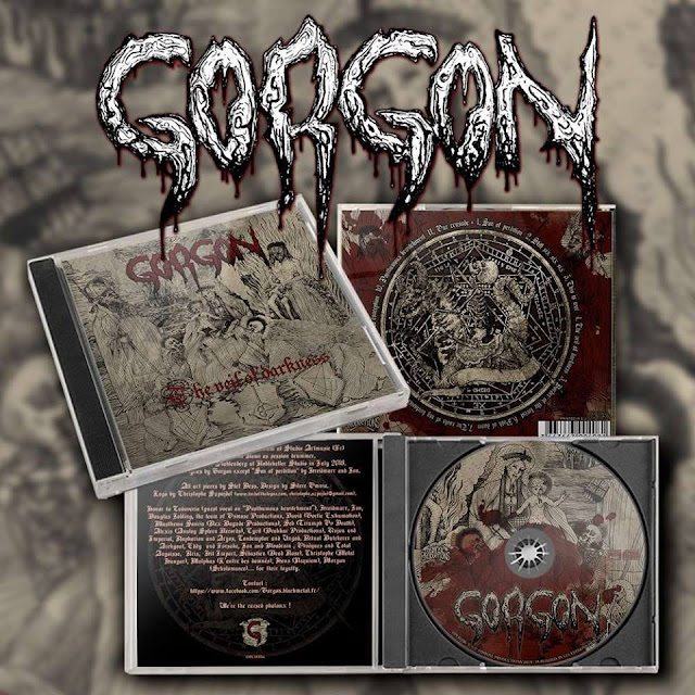 GORGON BLACK METAL FRANCE