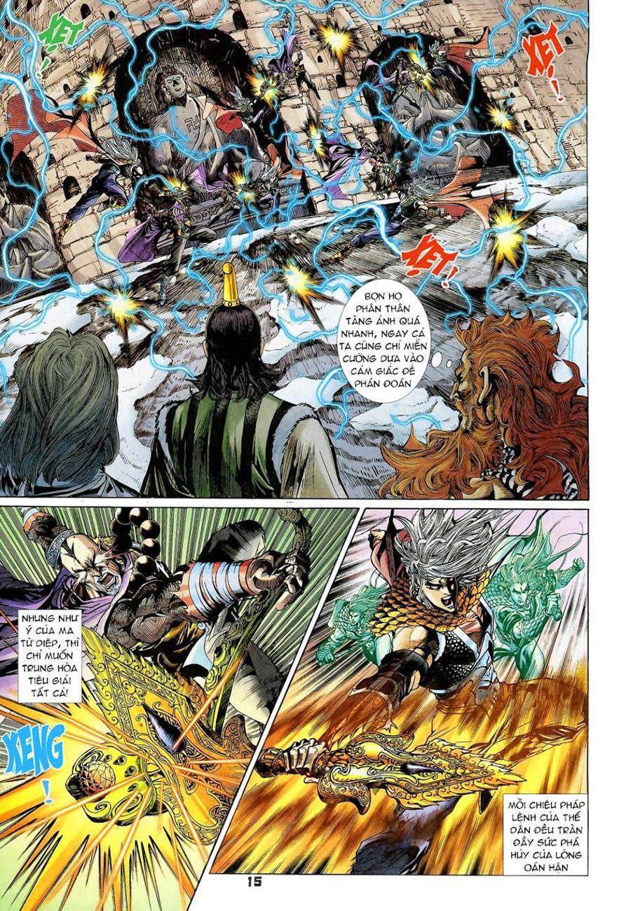 Đại Đường Uy Long chapter 99 trang 15