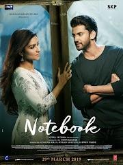 Notebook First Look Poster Ft Pranutan Bahl, Zaheer Iqbal