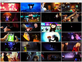 Screenshoot Hotel transylvania 2 2015 HDRIP