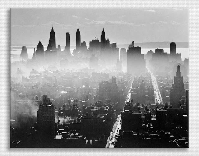ANDREAS FEININGER Manhattan