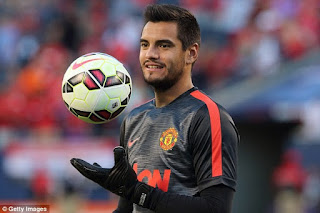 Spotlight : Sergio Romero With United Manchester