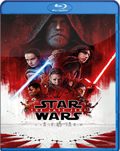 Star Wars: The Last Jedi [2017] [BD25] [Latino] [Movie + Bonus]