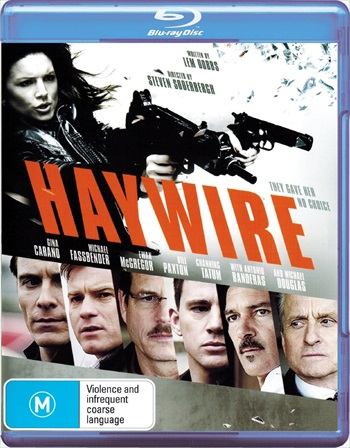 Download Haywire 2011 Dual Audio Hindi 480p BluRay 300mb
