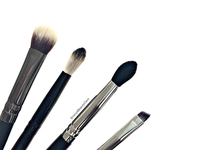 Crown Brush Eye Shadow Brushes Review