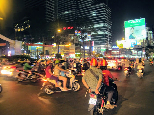 Back of the Bike Street Food Tour in Ho Chi Minh City Vietnam