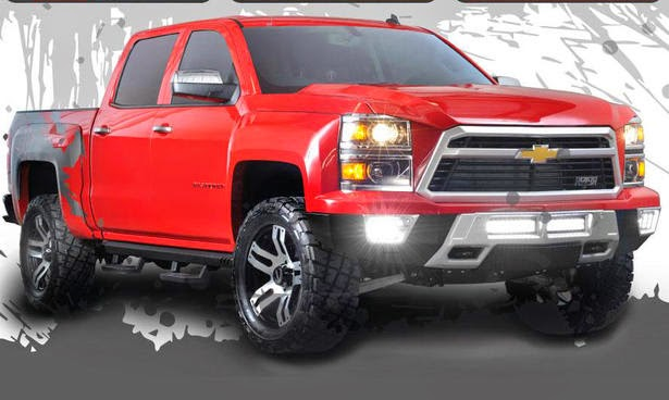 2015 Chevy Reaper Specs And Price